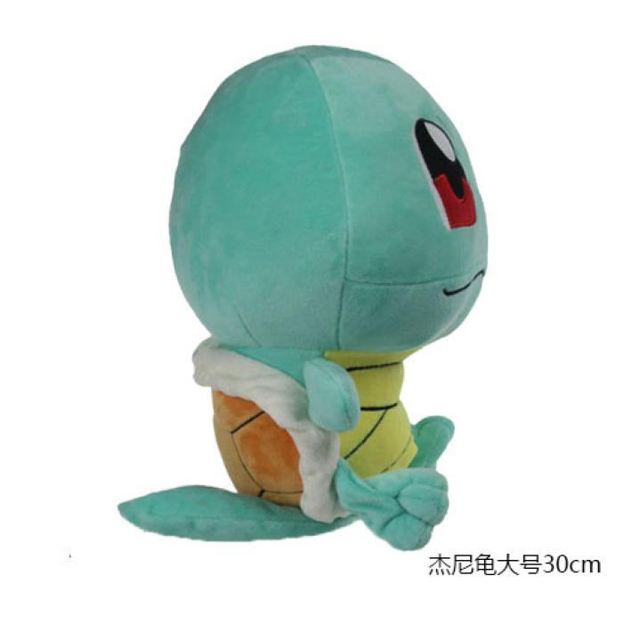 宠物小精灵毛绒玩具公仔 神奇宝贝妙蛙种子小火龙杰尼龟布娃娃