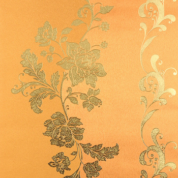 The gold leaf wallpaper is able to wash the special wallpaper of KTV hotel