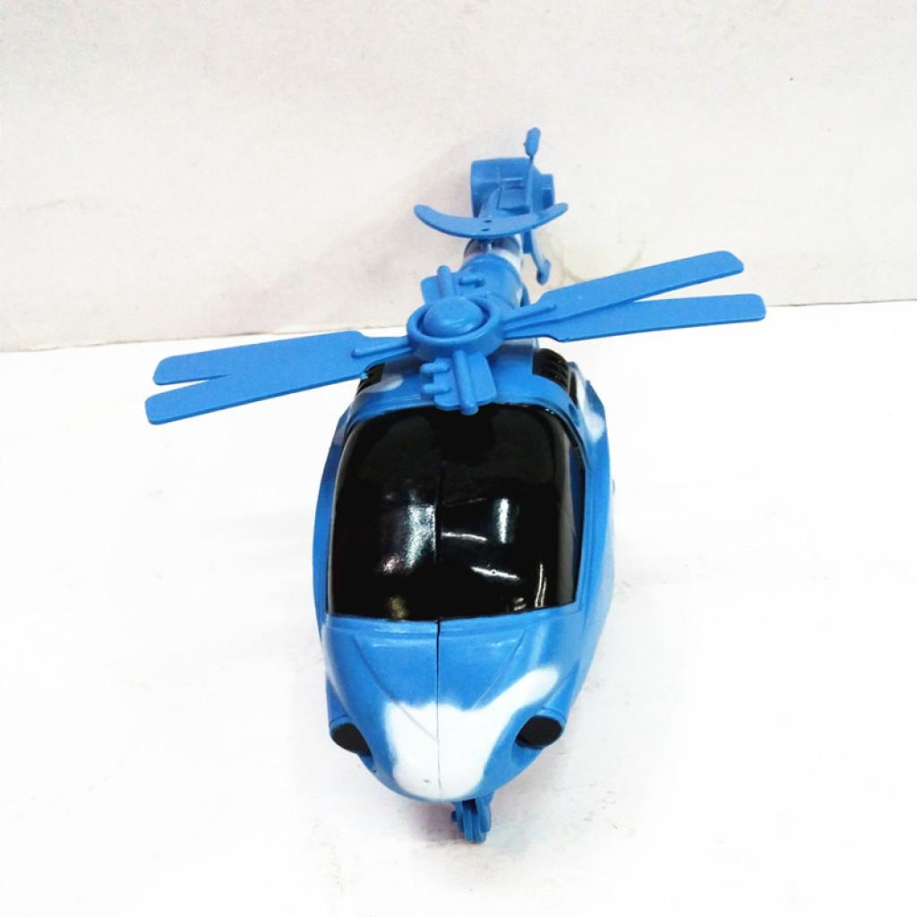 儿童拉线玩具批发 袋装儿童拉线迷彩直升飞机玩具