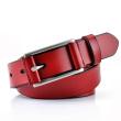 Belt female 2016 New Retro Leather wide belt lady leather wide belt casual jeans belt female