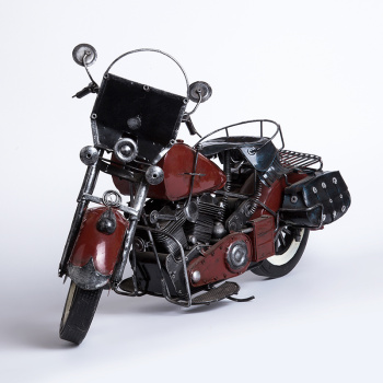 Motorcycle decoration crafts
