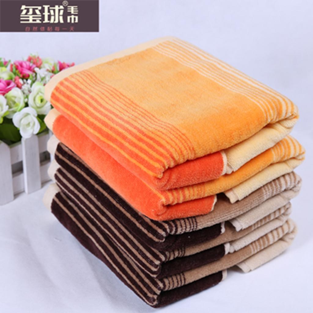 большой хлопок полотенце вырезать бархат хлопок полосатый полотенце хлопок внешней торговли.