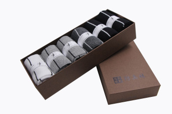 Hongkong zhuomuniao cotton socks antiacterial sports socks men's casual socks socks four business