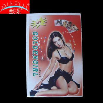 Card poker swimsuit Kungfu football basketball car playing cards wholesale