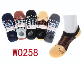 1964CF winter warm coral fleece socks adult men socks FUGUI