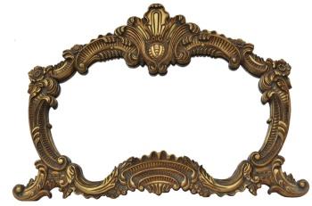 经典欧式画框 艺术镜框 花式复古镜框 古典墙饰挂镜