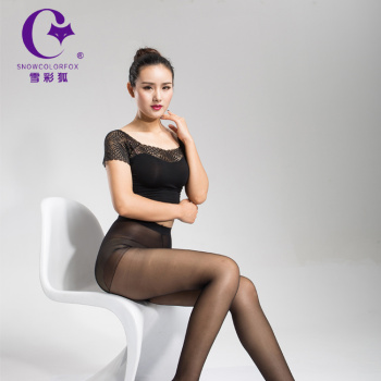 Slim step on the foot socks 8D silk feel silk stockings stretch show thin anti off wire socks factory direct wholesale
