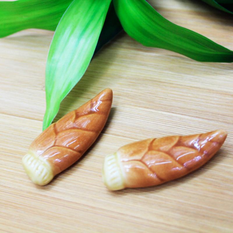 味康日式陶瓷筷架可爱蔬菜健康筷子架筷托 酒店餐具一手货源散批