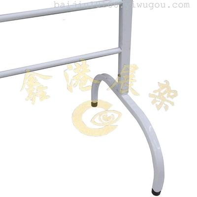 Streamlined frame display scarf scarves scarf scarf scarf shelf display rack