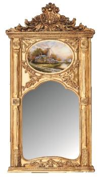 高端艺术镜框 欧式画框配镜 花式复古镜框 古典墙饰挂镜