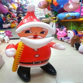 Supply PVC inflatable Santa factory direct supply stall