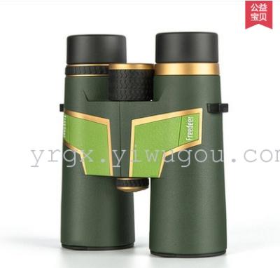 Free deer BAK4 prism lens cover genuine direct binocular telescope