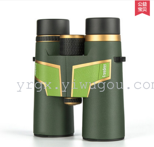 Free deer BAK4 prism lens cover genuine direct binocular telescope