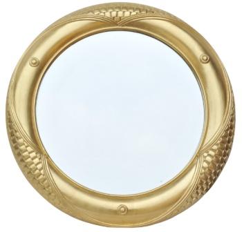 欧式镜框 艺术画框 花式复古镜框 古典墙饰挂镜 圆镜