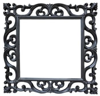 经典欧式画框 艺术镜框 花式复古镜框 古典墙饰挂镜117