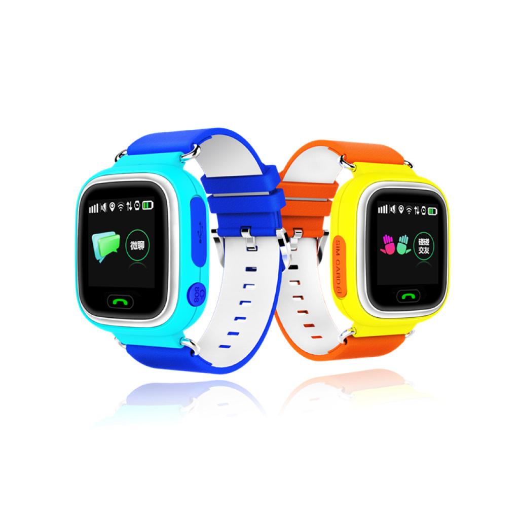 小天才q70儿童智能定位电话手表