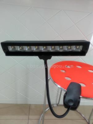 Hot Cloth Lights Book Light LED Table Lamp Work Light Lighting