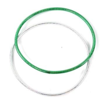 Monochrome Hula circle. Children body-building ring hoop hard thin waist weight loss body-building ring