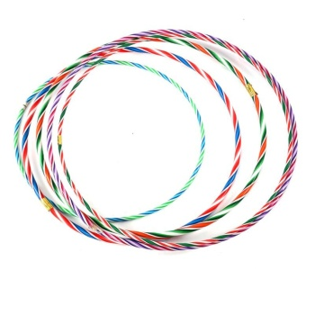 A hula hula hoop exercise in children and adolescents