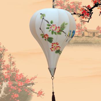 Hand-painted Lantern Festival palace lantern Home Furnishing corridor decoration simple accessories