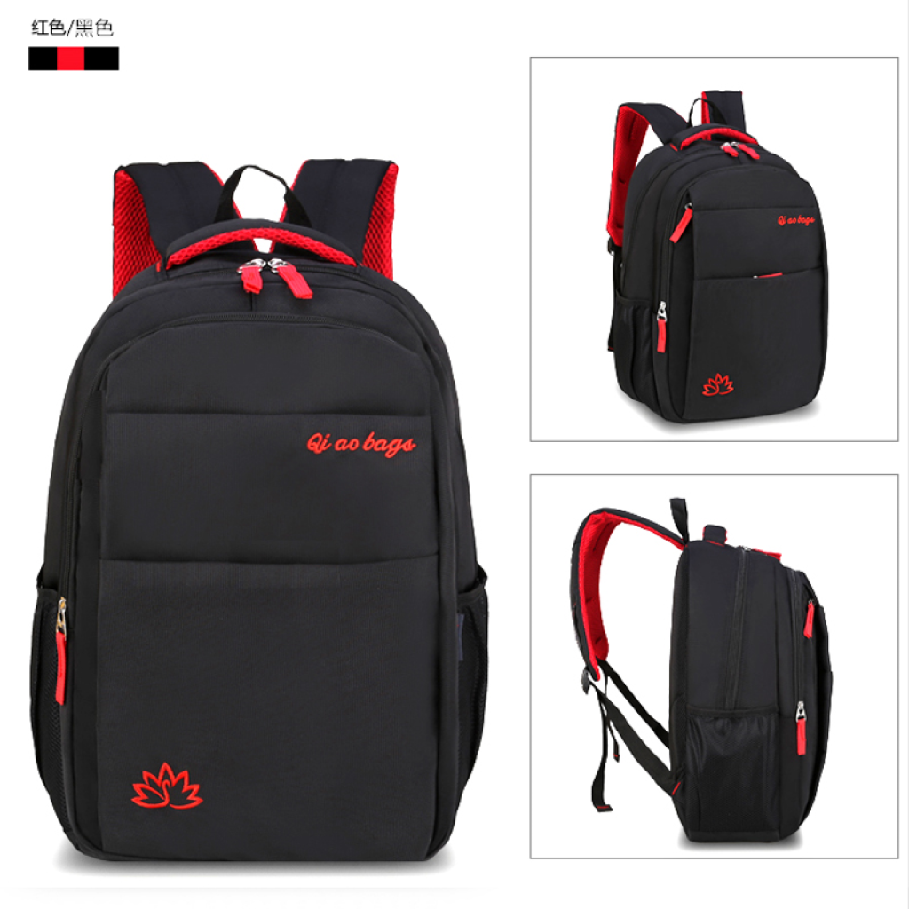 Bags for high school students - The New Backpack Male Computer Bag Junior High School Students Bag High School Students Male Backpack