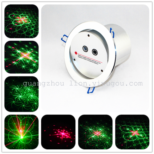 Manufacturers selling 2016 new stage lights 48 figure ceiling  laser light