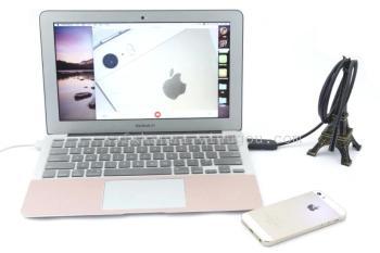 アップルの携帯電話内視鏡imac2メートル内視鏡イオスリンゴラップトップの内視鏡内視鏡
