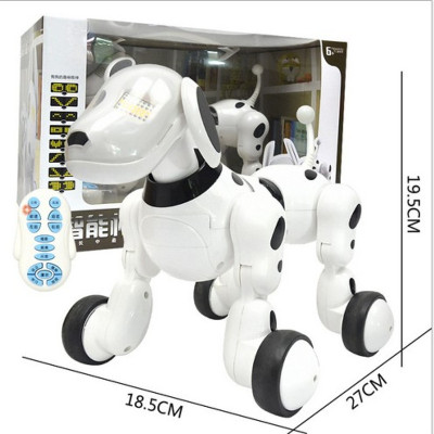 Supply Factory Direct Charging Remote Control Singing Electric Toy Dog