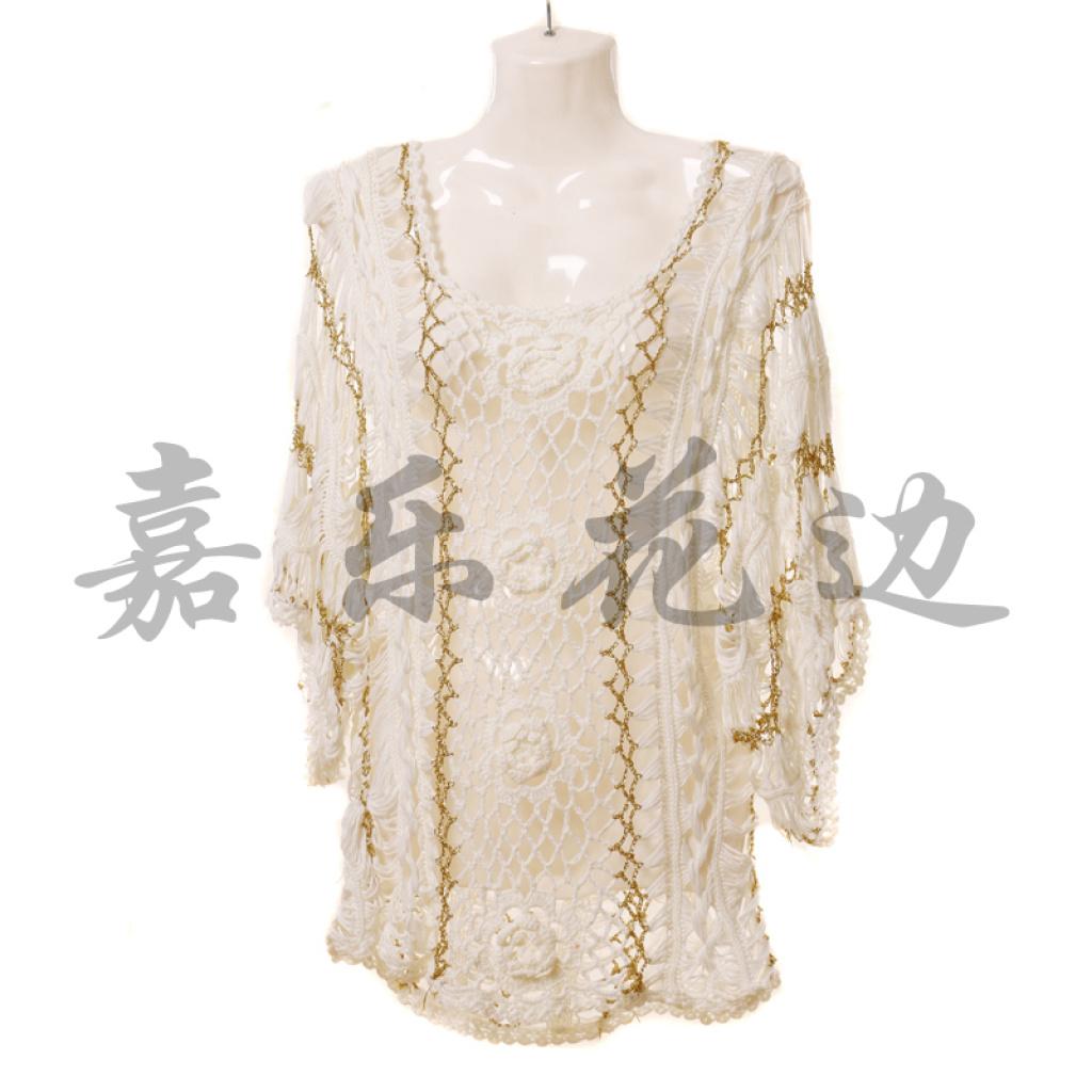 金线编织物品图片