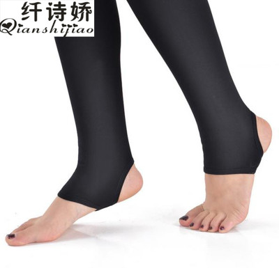 Nylon Dragon claw micro-pressure pants 200 grams of autumn and winter pants leggings