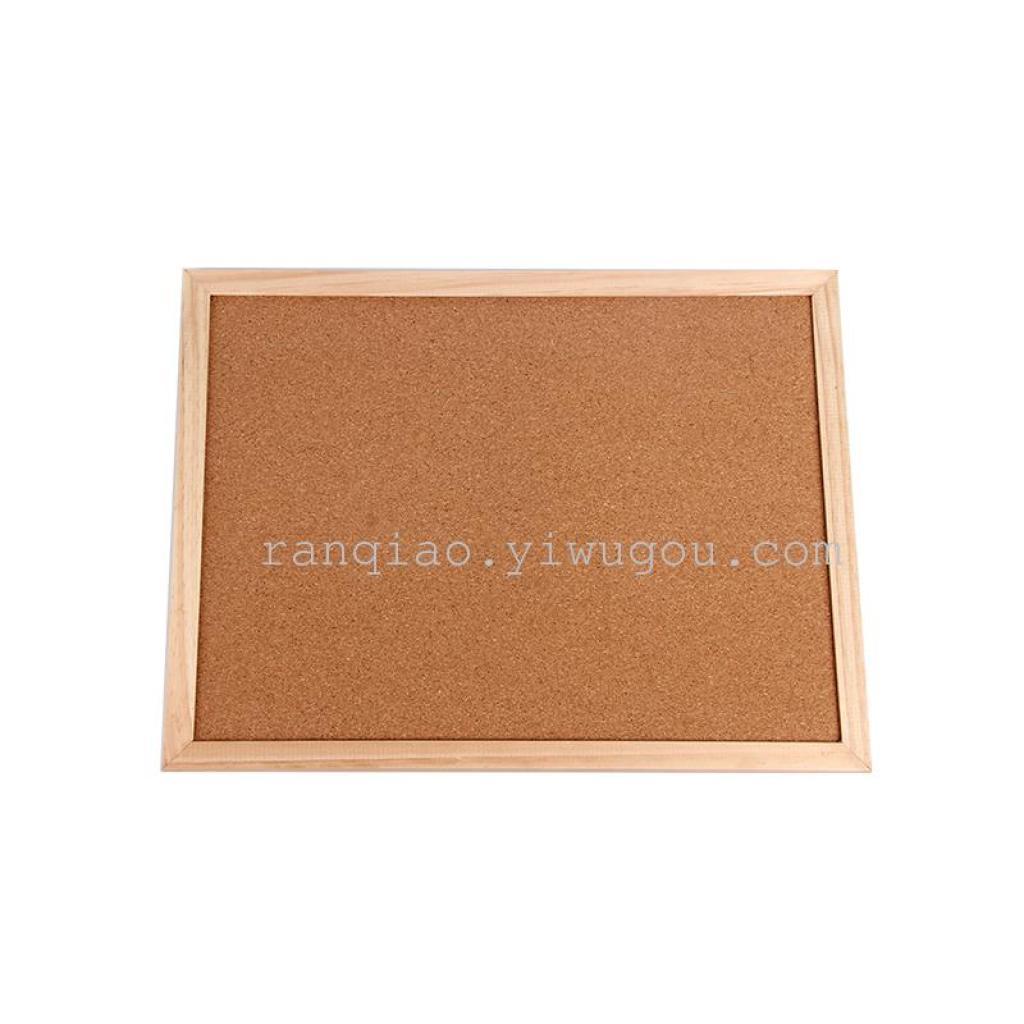 外贸木框小黑板 西餐厅教学黑板 高纤维木制边框留言板 可定制