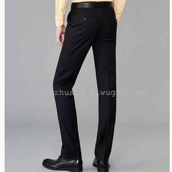 2016 new autumn thin trousers DP business suits casual suit pants suit pants