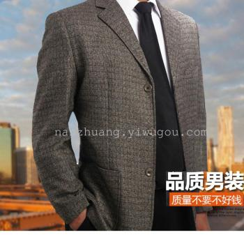 2016 autumn new suit men's suit men's jacket men's suit