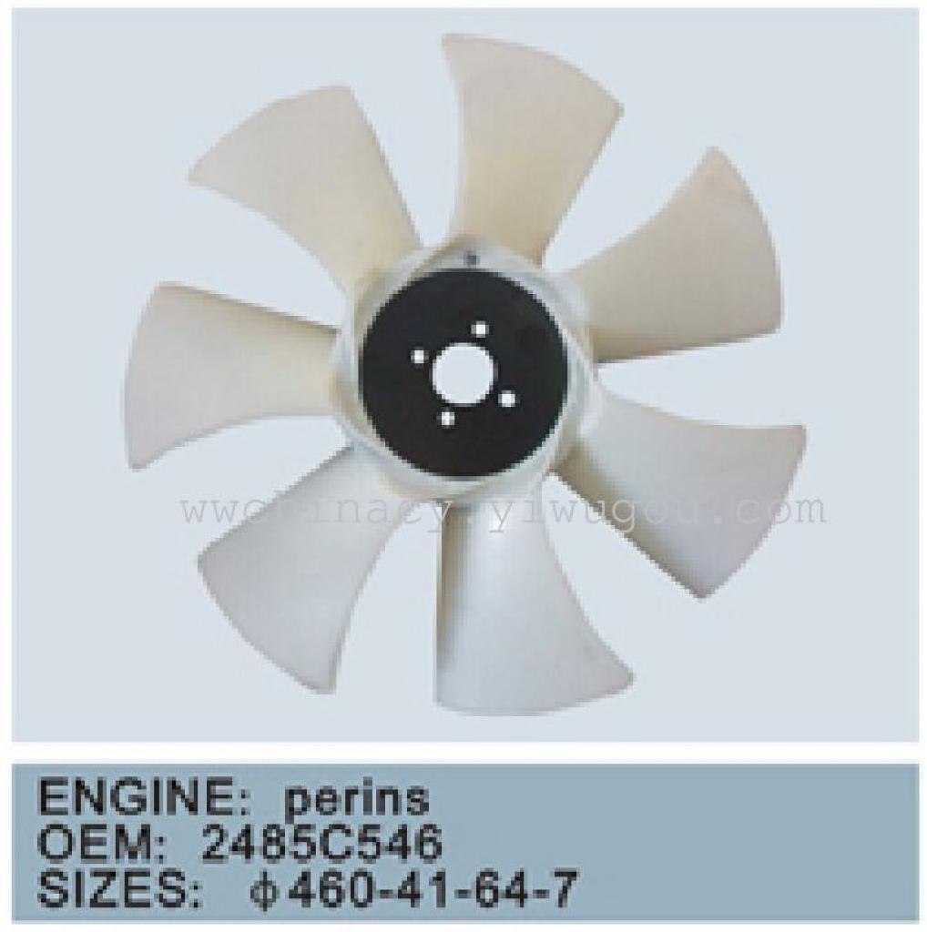 散热器风扇叶片-machinery
