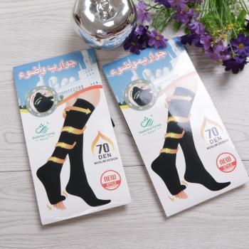 两用涤纶中筒袜女日系韩国春秋高筒袜子靴袜套