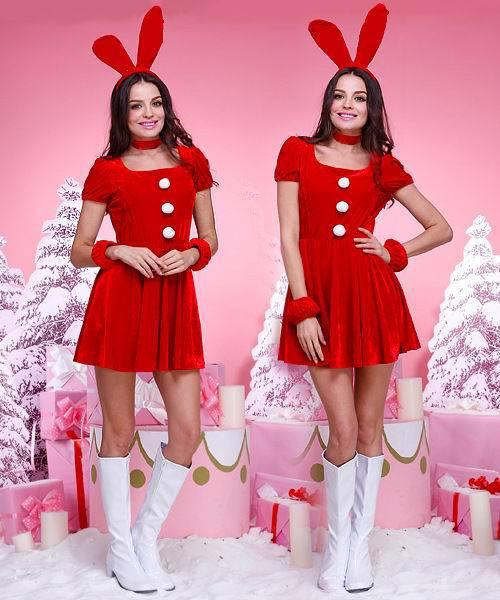 DS nightclub Sexy Bunny Christmas