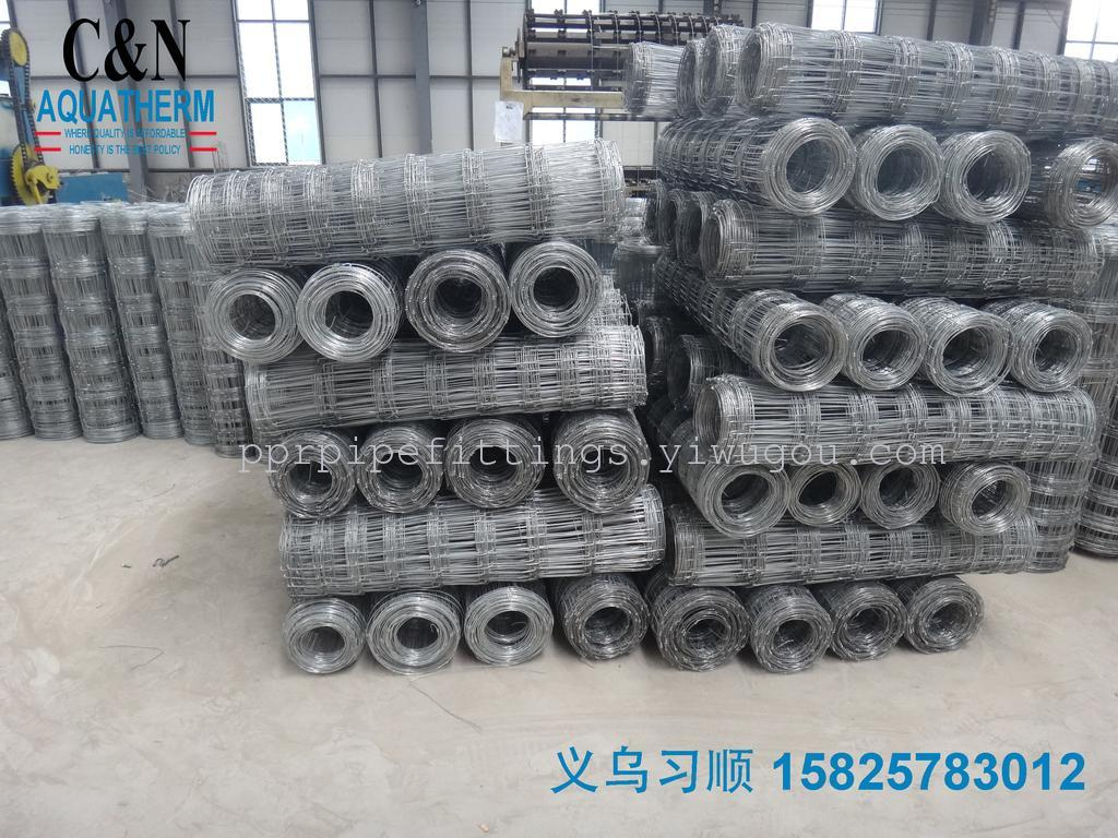Supply Hot dip galvanized wire mesh fence manufacturers selling cattle-