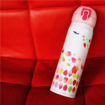 Insulation Cup New Sakura Travel Edition Cup Stewed Porridge Stewed Egg Tragic Bear Porridge Artifact