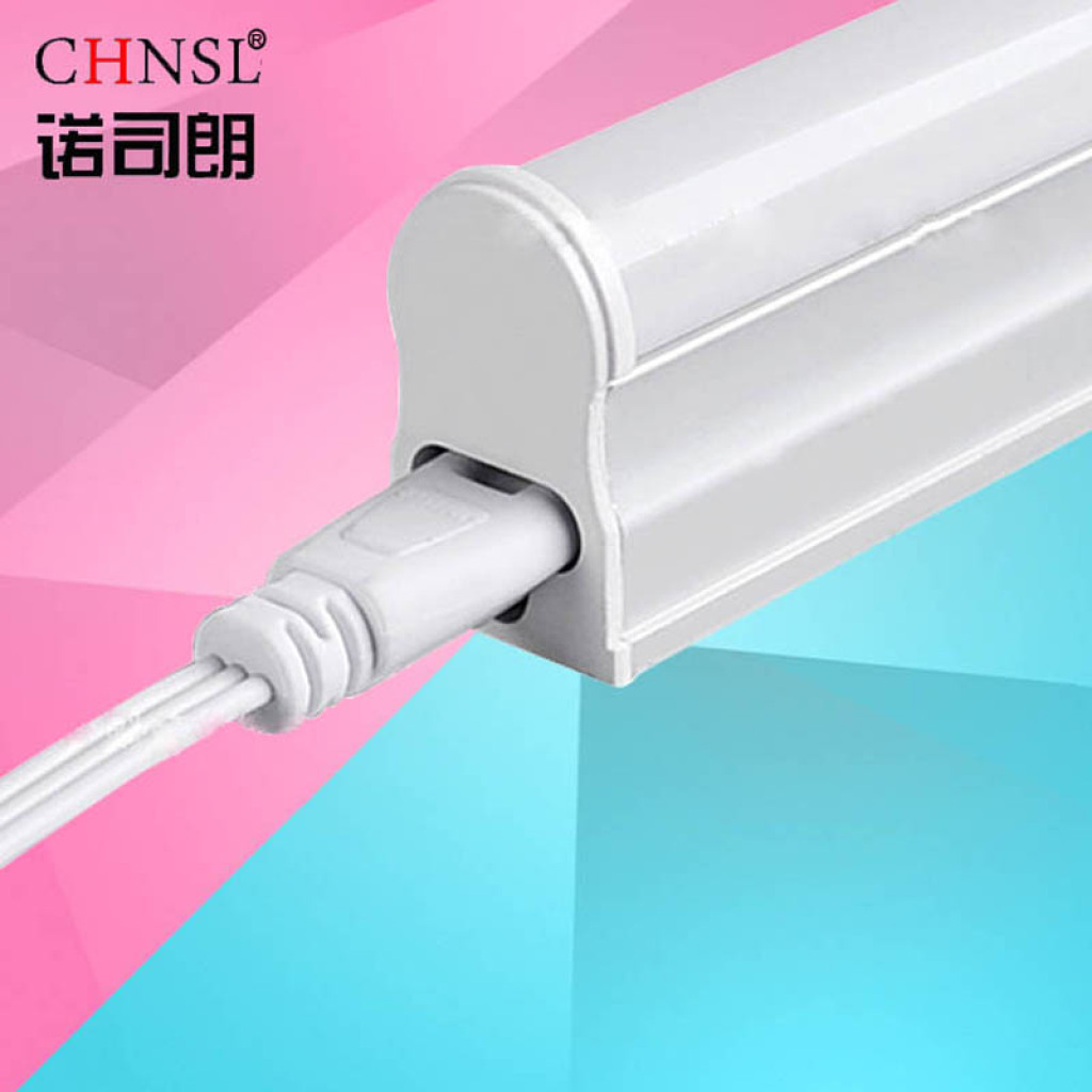 【外贸】诺司朗 led灯管 t5一体化1m 16w 日光灯