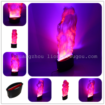 Manufacturers direct sales classic stage LED lamp 48 bead vertical flame lamp