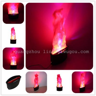 Manufacturer direct marketing stage lamp LED lamp 36 bead vertical big flame lamp
