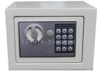 Nuevo Sheng acero mecanicos electronicos Cipher Knob en la pared hogar seguro Black Hotel