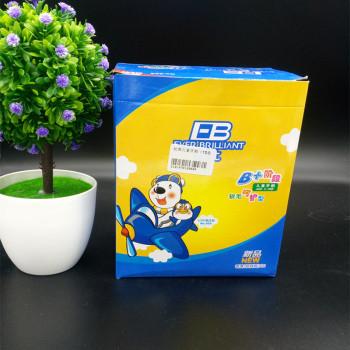软刷毛健康保护牙齿儿童牙刷 卡通手柄小动物 一盒12只