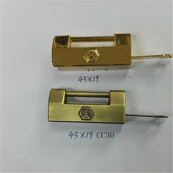 Jin Feng hardware craft accessories manufacturers wholesale small lock crafts lock