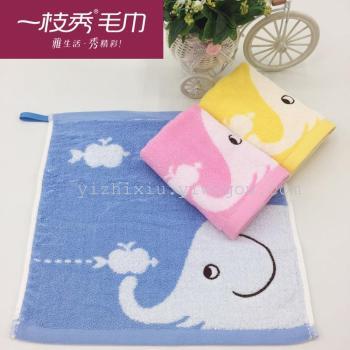 大方巾卡通方巾吸水方巾小毛巾