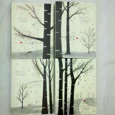 B5 Guangzhou Hong alumni album /