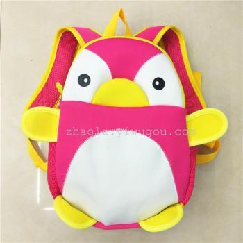 韩版幼儿园儿童书包小动物包