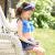 children's infant and young children swimsuit skirt split swimsuit