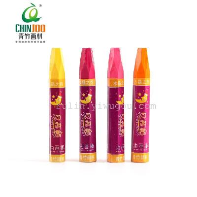 The bamboo stick 36 color stick children painting special health non-toxic manufacturers selling