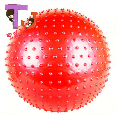 Manufacturers direct massage ball 65cm fitness ball PVC yoga ball home fitness equipment sports ball